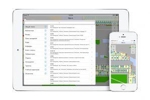 Разработано мобильное приложение навигации по ВГУЭС Nav-in для iOS