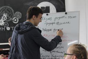 Молодые новаторы и исследователи из ШИОД стали  членами клуба технических инициатив