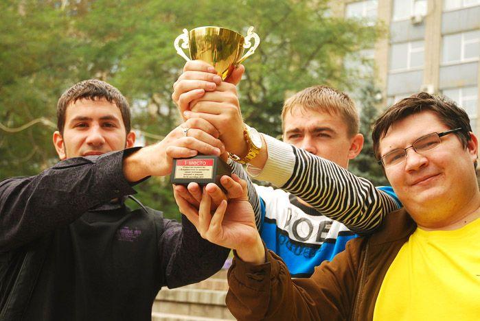 Шахматисты ВГУЭС стали сильнейшими в личном и командном городском первенстве
