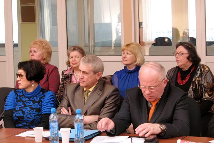 В Колледже сервиса и дизайна прошло заседание Совета директоров средне-специальных учебных заведений Приморского края