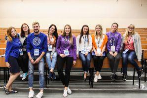 Школа волонтеров ВГУЭС 2017