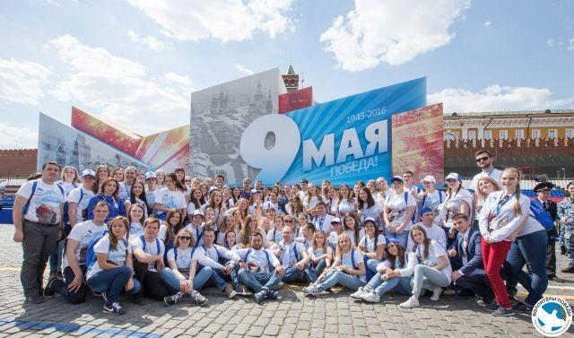 Студенты ВГУЭС – участники Парада Победы на Красной площади
