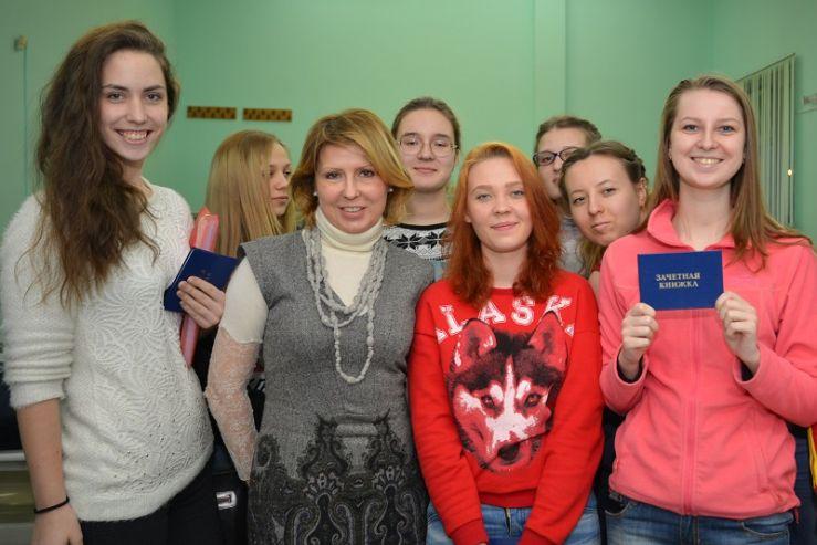 Татьяна Терентьева: «Выпускников ВГУЭС разбирают еще студентами»