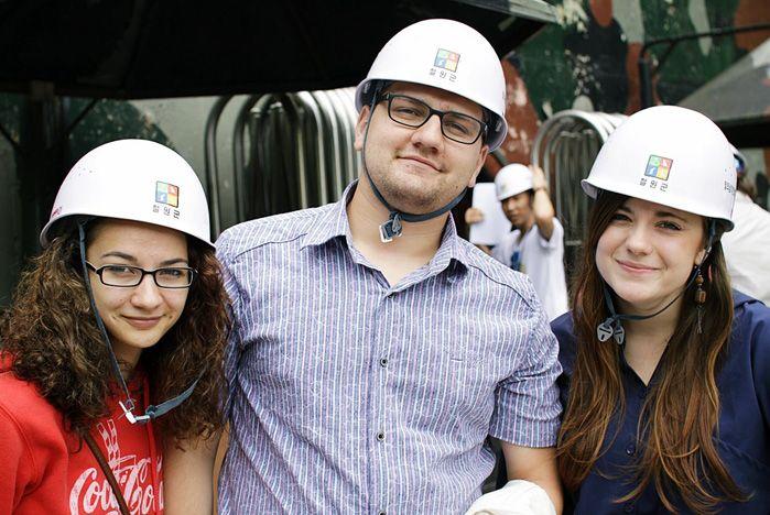 Студенты ВГУЭС приняли участие в корейской международной программе «Бахром»
