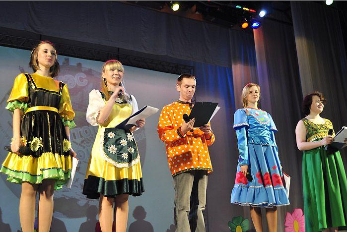 На сцене театра «Андеграунд» подвели итоги конкурса общежитий «ВГУЭС – территория достойной жизни»