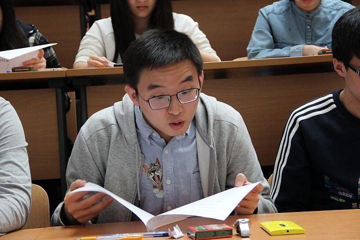 Методика обучения чтению в иностранной аудитории