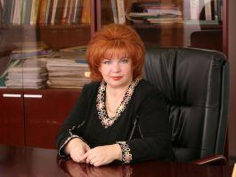 Поздравление с Новым годом директора филиала, Альбины Алексеевны Власенко