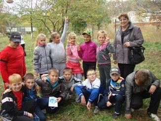 Учащиеся лицея филиала ФГБОУ ВПО «ВГУЭС» в г. Находке приняли участие в городском туристическом фестивале.