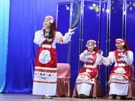 Итоговый концерт студентов Яньбяньского университета (КНР).