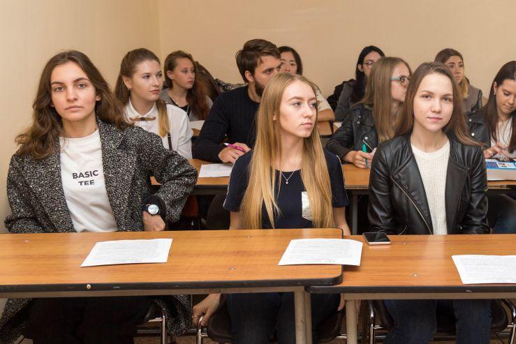 Всероссийский экономический диктант во ВГУЭС