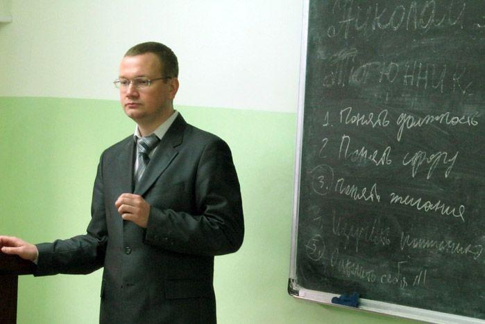 Студенты ВГУЭС узнали, как подготовиться к поиску работы