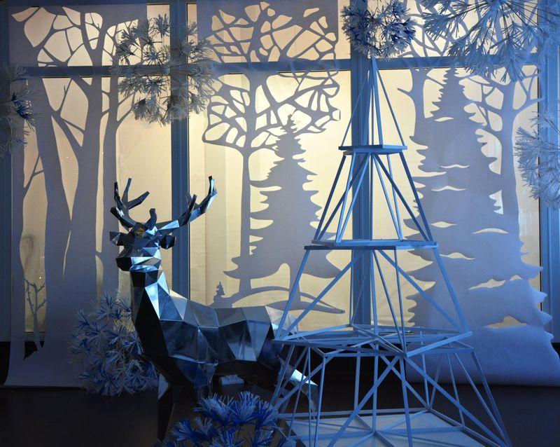Приглашаем к участию в ежегодном международном конкурсе-выставке средового дизайна «Новогодняя арт-елка»