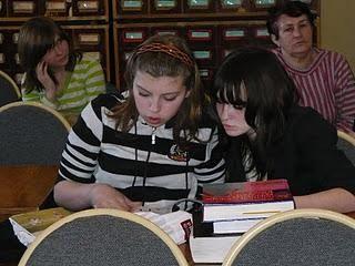 Центр «Старт - карьера» филиала ФГБОУ ВПО «ВГУЭС» провел профориентационную работу в школах НГО.