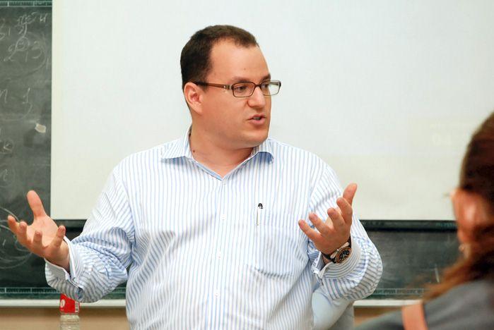 Джонатан Галавиц: студенты ВГУЭС должны знать достоинства своего региона