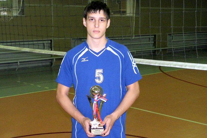 Волейболисты-первокурсники ВГУЭС – лучшие среди вузовских команд Владивостока