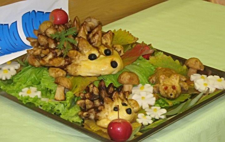 Студенты-технологи Колледжа сервиса и дизайна ВГУЭС доказали: кулинария – это искусство!