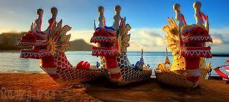Кубок международных соревнований по гребле на лодках-драконах у спортсменов ВГУЭС