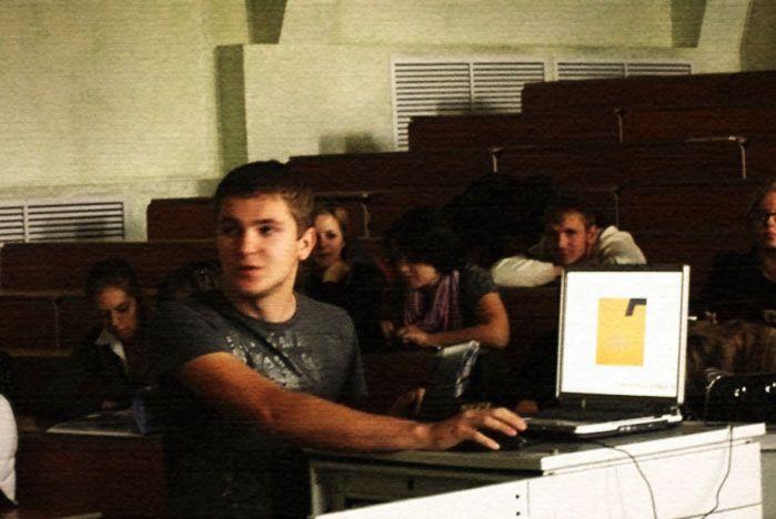 Студенты ВГУЭС переименовали универмаг Владивостока