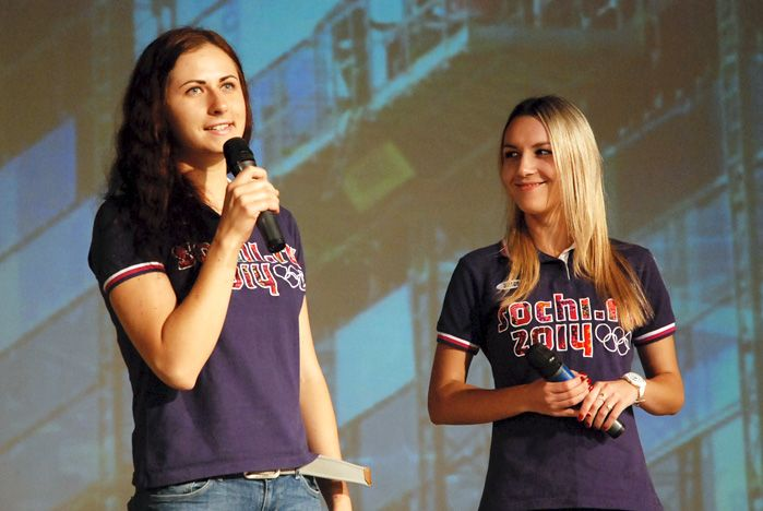 В новом учебном году во ВГУЭС стартовали новые олимпийские уроки