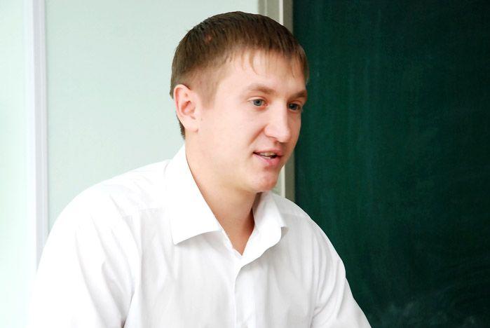 Успешный выпускник ВГУЭС Дмитрий Лушпай поделился со студентами своей «технологией успеха»