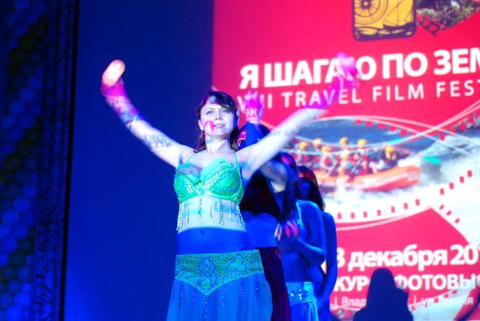 Фестиваль туристских фильмов «Я шагаю по земле…» объединил путешественников и любителей активного отдыха