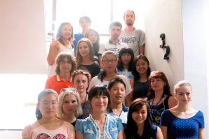 Наши студенты прошли обучение в Национальном университете г. Пусан Южная Корея