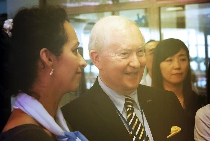 Джон Эндикотт: Я советую друзьям посетить Владивосток и ВГУЭС ради новых и ярких впечатлений