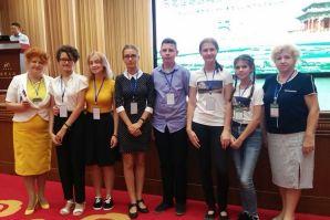 Ученица ШИОД представила Приморский край на Международном молодежном экологическом симпозиуме