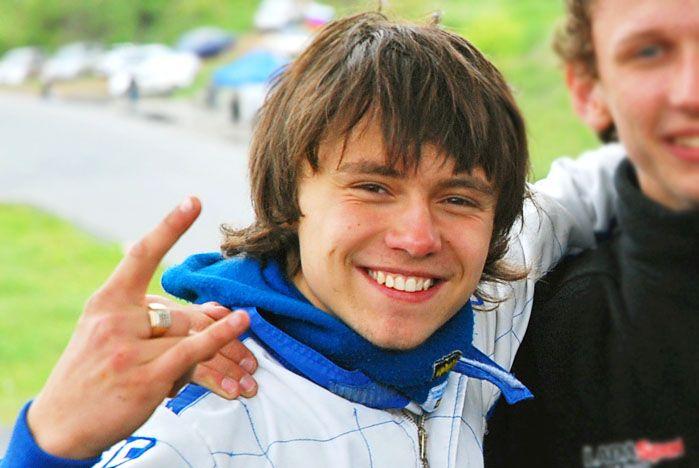 Картингист ВГУЭС первым из владивостокских спортсменов опробовал знаменитую итальянскую трассу