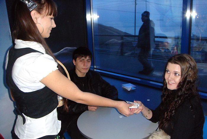 Студенты КСД ВГУЭС создали «Галактику любви»