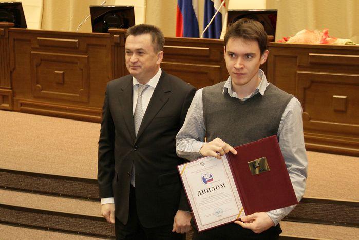 Студенты ВГУЭС вошли в число самой талантливой молодёжи Приморья