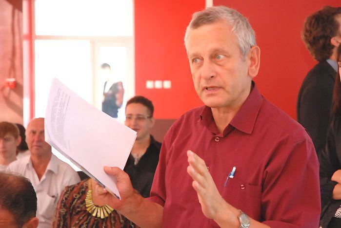 На семинаре во ВГУЭС развернулась дискуссия о будущем информационно-навигационного пространства