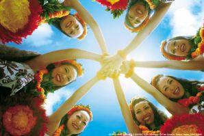Показ фильма «Девушки из Фукусимы, танцующие хулу»