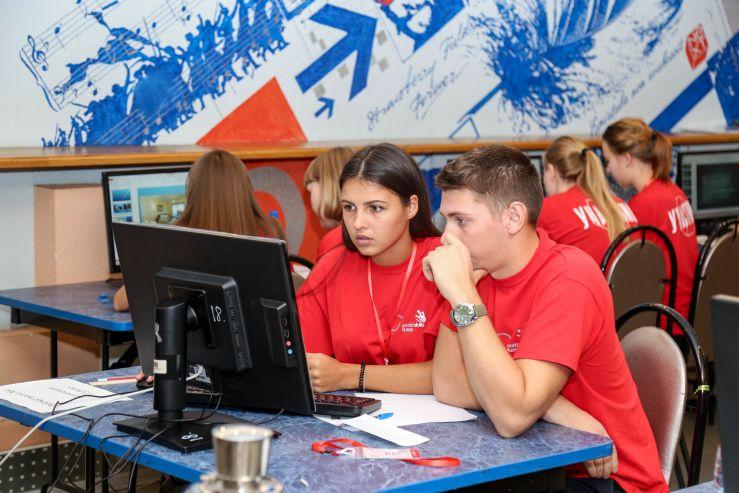 WorldSkills во ВГУЭС: 3D моделирование, IT-решения, Web-разработка, мода и туризм