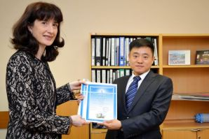Students of Heilongjiang Institute of Foreign Languages will come to study to VSUES
