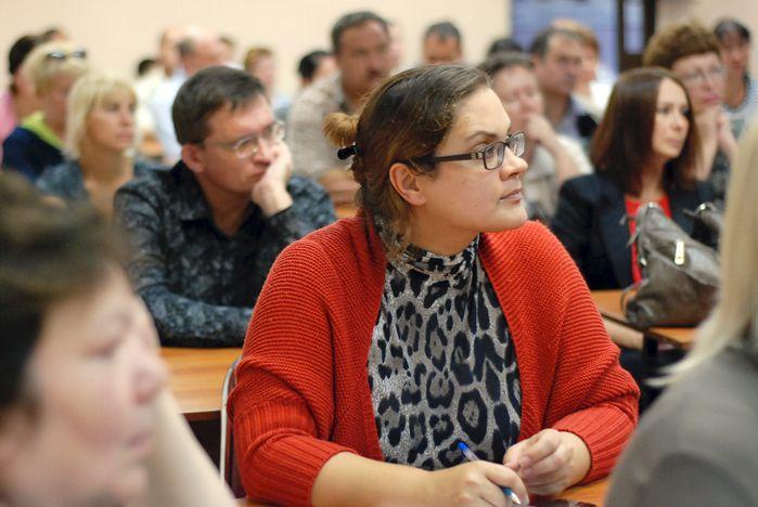 Родительское собрание во ВГУЭС: достойный набор и первые бонусы