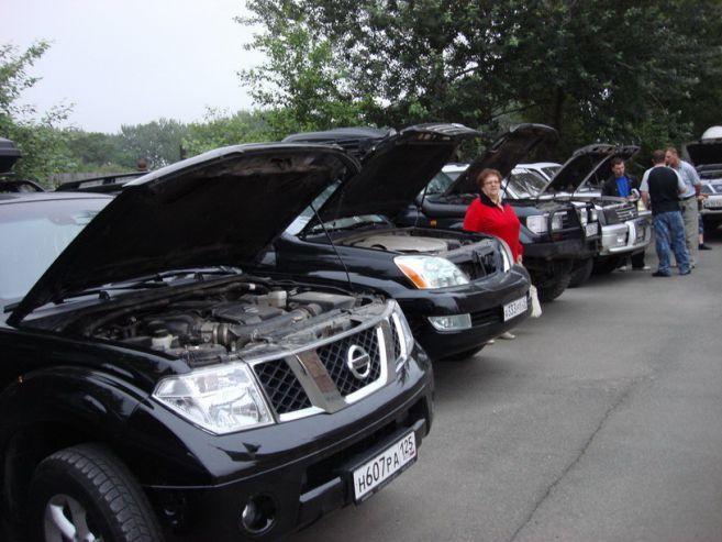 Автопробег ВГУЭС-2010, день седьмой: пересечена российско-монгольская граница!