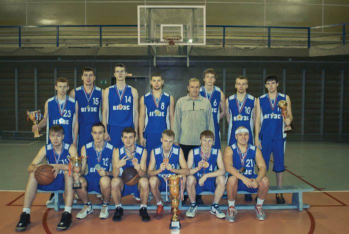 Сборная по баскетболу ВГУЭС вышла в полуфинал чемпионата ДФО среди вузов