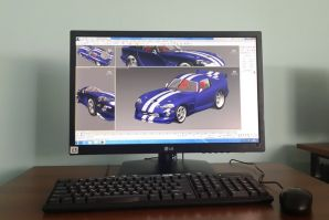 3D графика на нулевых клиентах