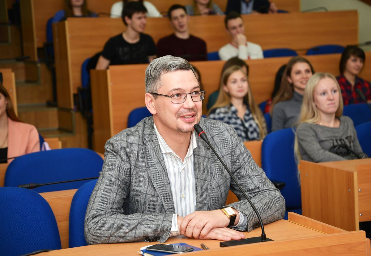 Преподаватель, доктор политических наук Алексей Мамычев: «ВГУЭС – увлекательное интеллектуальное приключение»