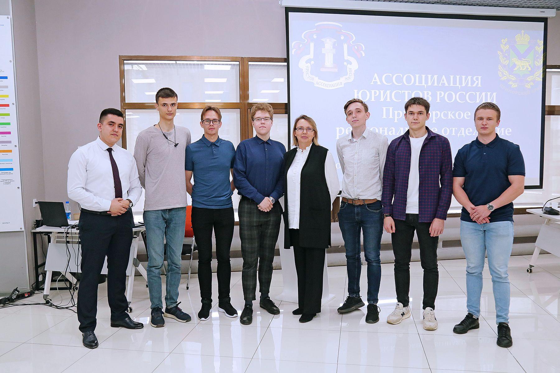 ВГУЭС – первый среди вузов, ведущих обучение по юриспруденции