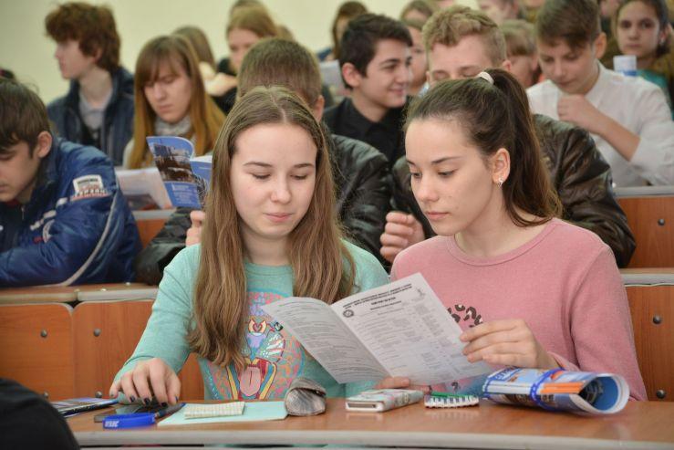 Олимпиада имени Н.Н. Дубинина во ВГУЭС: тысяча участников – не предел