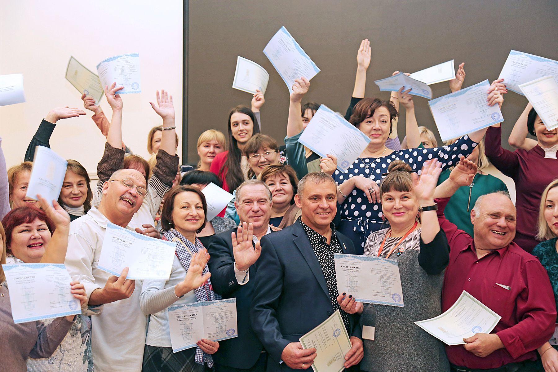 Во ВГУЭС 50-летние получают новые профессии по федеральной программе WorldSkills