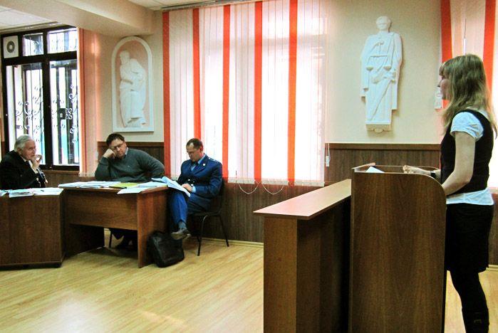 У студентов – юристов завершились защиты отчётов о производственной практике