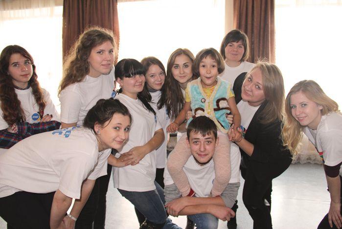 Волонтеры ВГУЭС встретились с воспитанниками «Паруса надежды»