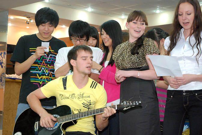 Экономические специальности — общий интерес студентов разных стран.