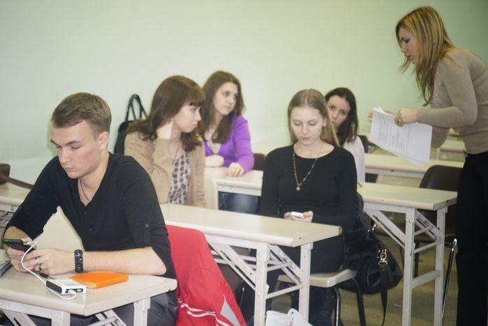 На курсах «Азбука успеха» студенты обсудили роли людей в компании