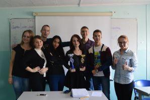 Во ВГУЭС прошел турнир по парламентским дебатам «Честное слово»