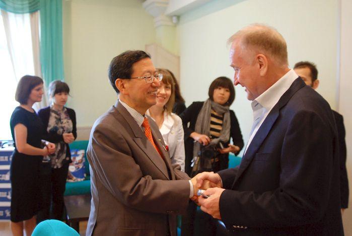 Гости из японской префектуры Тоттори заинтересованы в проектах ВГУЭС