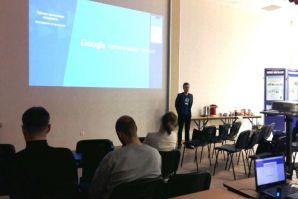 24 мая  в Бизнес-инкубаторе состоялась онлайн-трансляция семинара по интернет-рекламе в системе Google Adwords.